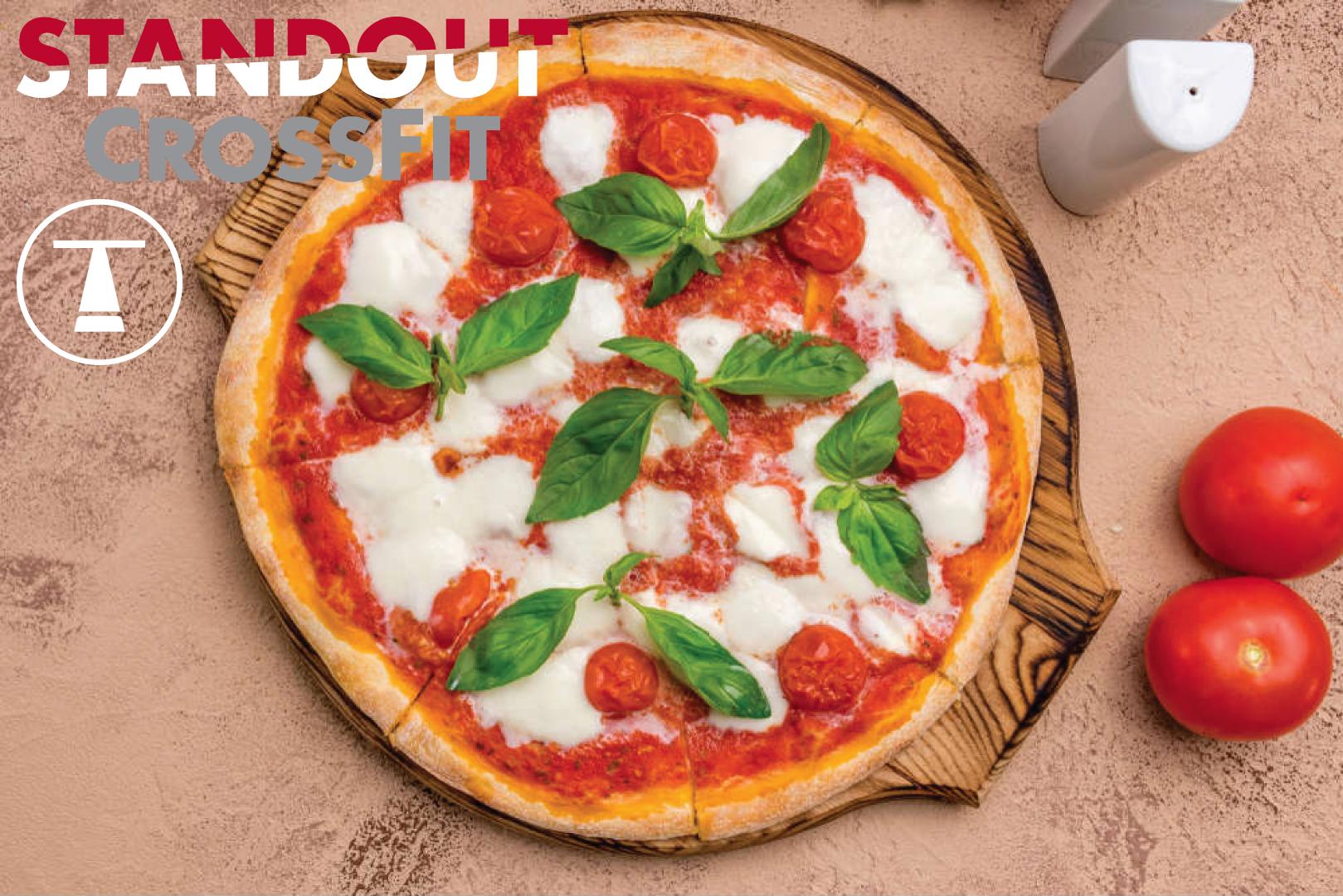 CENA DEL BOX: THE AMRAP PIZZA